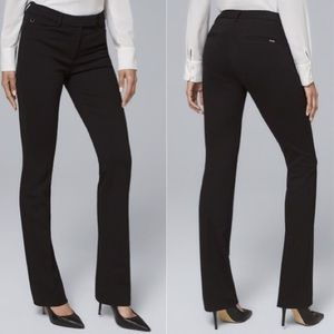 White House Black Market Effortless Slim Boot Pant